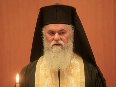 Παρουσία του Αρχιεπισκόπου η ενθρόνιση του νέου Μητροπολίτη Καλαβρύτων και Αιγιαλείας