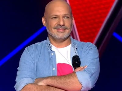 Ο Νίκος Μουτσινάς πήγε στο The Voice και...