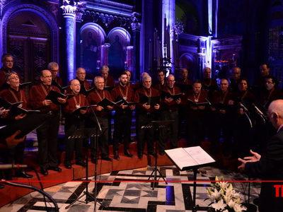 Χριστουγεννιάτικη συναυλία από την χορωδία της Παντάνασσας