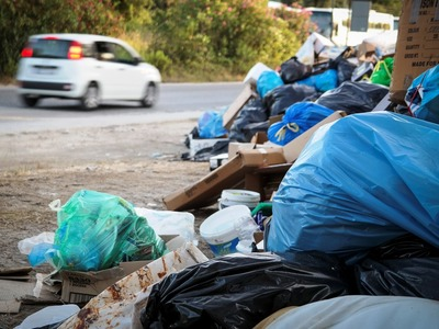 Βρέθηκε λύση! Στην Κοζάνη τα σκουπίδια του Αιγίου
