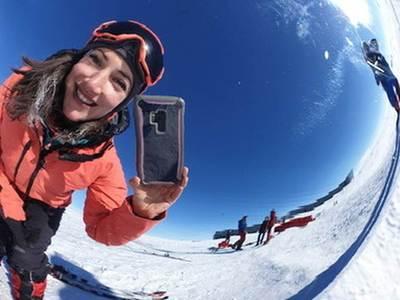 Η πρώτη Ελληνίδα που κατέκτησε τις 7 ψηλότερες κορυφές κάθε Ηπείρου