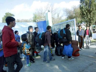Δυτική Ελλάδα:Πού θα πάνε οι πρόσφυγες-Σήμερα η νέα σύσκεψη για τα κέντρα φιλοξενίας,στην Περιφέρεια-OXI και από την Αιγιάλεια-Έτοιμο το hot spot στη Μυρσίνη Ηλείας