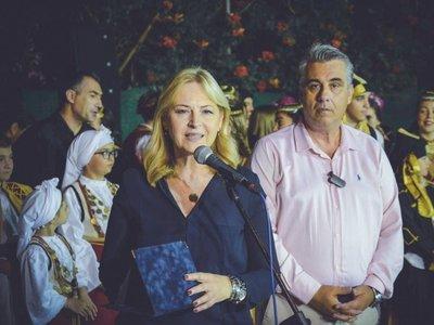 Η Eυσταθία Γιαννιά στο 10ο φεστιβάλ παραδοσιακών χορών του Συλλόγου Αλισσαίων