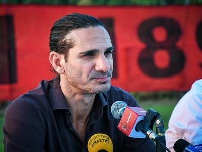 Ελευθερόπουλος: «Θα μοχθήσουμε όσο χρειάζεται για να κάνουμε πρωταθλητισμό»