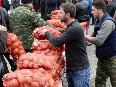 To κίνημα της πατάτας και στην Αχαΐα - Τις επόμενες μέρες η πρώτη δημοπρασία