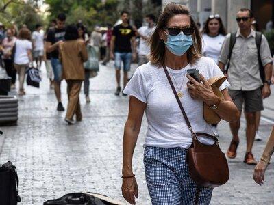 Κορωνοϊός: Αύξηση 35% του ιικού φορτίου ...