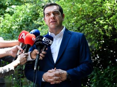 """Τσίπρας σε Τουσκ: """"Kυρώσεις στην Τουρκία"""""""