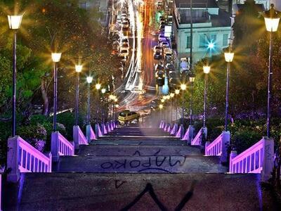 """Πάτρα:  """"Σκυταλοδρομία"""" χορού απόψε στις σκάλες Αγίου Νικολάου"""