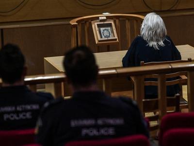 Δίκη Χρυσής Αυγής: «Πολιτική η δίωξη του κόμματός μας» είπε η Ελ. Ζαρούλια