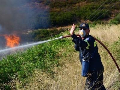 Ζάκυνθος: Μαίνεται η μεγάλη φωτιά- Εκκενώνονται Κερί και Αγαλάς