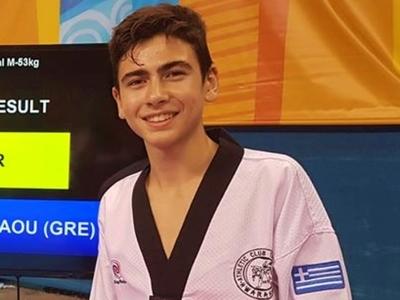 Ασημένιο μετάλλιο ο Νικολάου στο Ευρωπαϊκό πρωτάθλημα