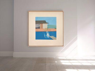 The Splash: O πίνακας που πωλείται έναντ...