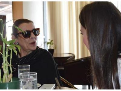 """Η Μαρία Κανελλοπούλου στο thebest.gr: """"Συμβαίνουν πράγματα που εκθέτουν την Αριστερά"""""""