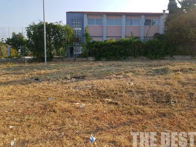 Καθαρίζουν περιμετρικά σχολείων της Πάτρας - Αύριο το πρώτο κουδούνι - ΦΩΤΟ