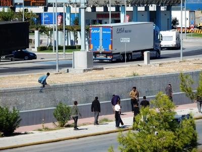 Δύο συλλήψεις αλλοδαπών στο λιμάνι της Πάτρας