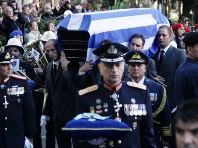 Υπασπιστής του Κωστή Στεφανόπουλου ο νέος υφυπουργός Άμυνας – ΔΕΙΤΕ ΦΩΤΟ