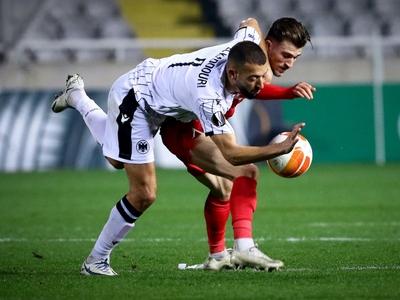 Europa League: Άξιος της μοίρας του ο ΠΑ...