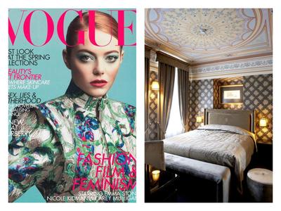 Ένα Πατρινό ξενοδοχείο στην Βρετανική έκδοση της Vogue για τις διακοπές! ΦΩΤΟ