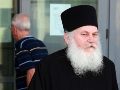 Στο πλευρό του Εφραίμ ο Μητροπολίτης Πατρών - Σήμερα η επανεξέταση της υγείας του
