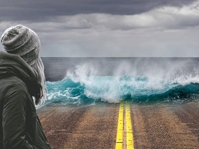 """Επικίνδυνο σενάριο ή εφιαλτική πραγματικότητα;Οι περιοχές που ίσως """"εξαφανίσει"""" η κλιματική αλλαγή"""