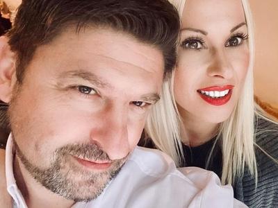 Νίκος Χαρδαλιάς: Οι ευχές της συζύγου το...