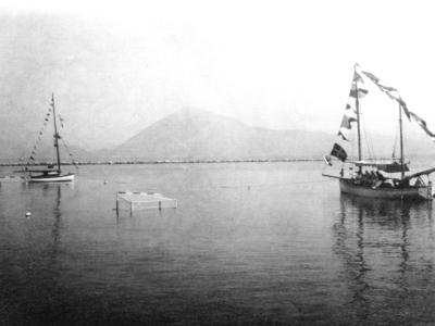 Οι πρώτες αθλητικές εγκαταστάσεις στην Πάτρα