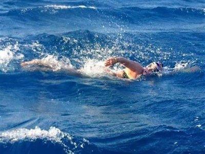 Η Γεωργία Μαρινοπούλου στο πανελλήνιο πρωτάθλημα ανοικτής θαλάσσης