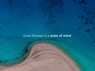 """Greek Summer is state of Mind"" είναι το νέο μήνυμα του τουρισμού- ΔΕΙΤΕ το ΣΠΟΤ"