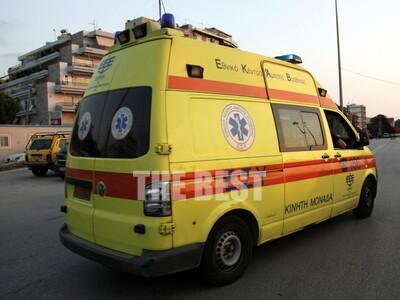 Πάτρα: Τραυματισμένος άνδρας στην Όθωνος...