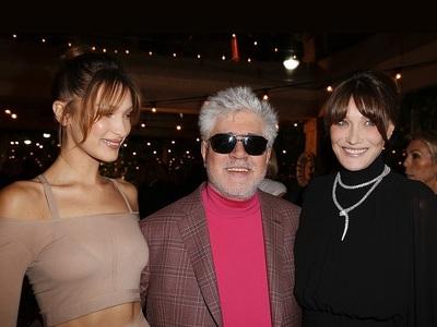 Dior & Vogue Dinner:  Μπέλα Χαντίντ, Μόνικα Μπελούτσι, Kάρλα Μπρούνι, γιόρτασαν στις Κάννες