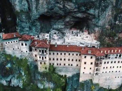 Οι Τούρκοι διεκδικούν την εικόνα της Παναγίας Σουμελά - ΒΙΝΤΕΟ