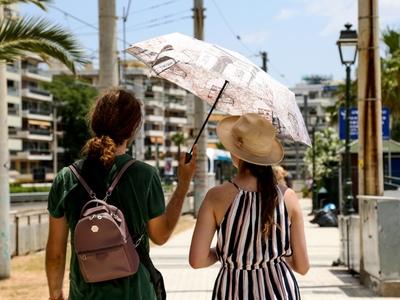 «Ψήθηκε» η Δυτική Ελλάδα – Άγγιξε τους 39 βαθμούς η θερμοκρασία σε Πύργο και Γαβαλού