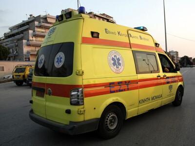 Πάτρα: κατέρρευσε υδραυλικός του Δήμου έ...