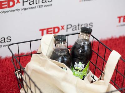 Η Λουξ στο TEDxPatras 2019