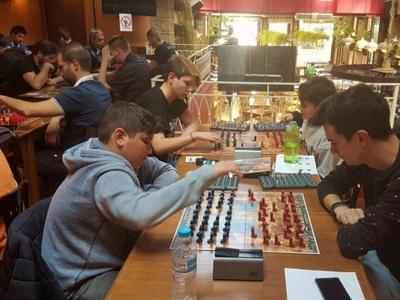 Στο διεθνές τουρνουά Patras Battles 2019...