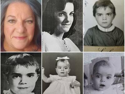 64χρονη ψάχνει την οικογένειά της στην Π...