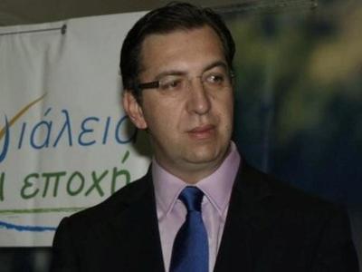 Δ.Τριανταφυλλόπουλος: Επίσκεψη στο νοσοκ...