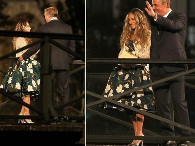Carrie και Big ξανασμίγουν στο Παρίσι, «...