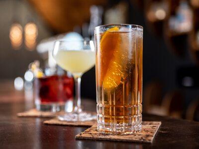 Tα αλκοολούχα ποτά που αδυνατίζουν