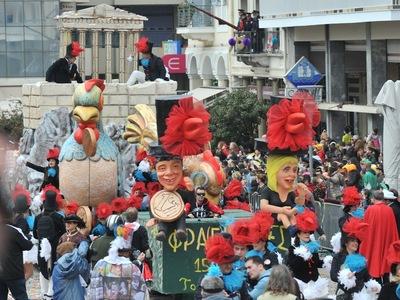 Δήμος Πατρέων: Μη χρησιμοποιείτε αυτοκίνητο το τριήμερο του Καρναβαλιού