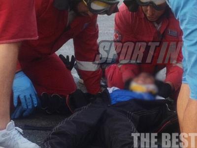 Έξοδοι και τραυματισμός στον αγώνα καρτ της Πάτρας -ΦΩΤΟ και ΒΙΝΤΕΟ