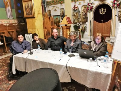 Πάτρα: Όταν επιστήμη κι εκκλησία συμπορεύονται – Εκδήλωση για τον καρκίνο μέσα σε Ιερό Ναό – ΦΩΤΟ