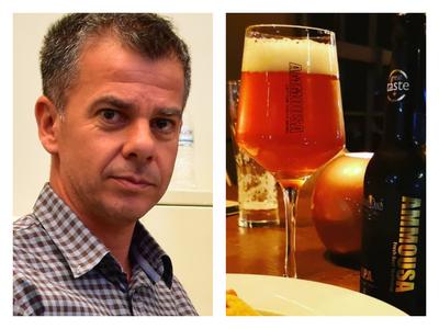 Η ιστορία της πατρινής σπιτικής μπύρας που έγινε γαστρονομική εμπειρία