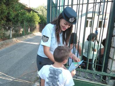 Η Ελληνική Αστυνομία ακόμα μια χρονιά σε...