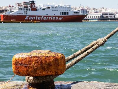Νεκρή γυναίκα στο λιμάνι του Πειραιά