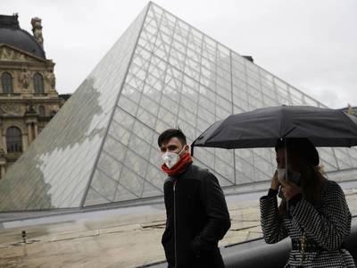 Γαλλία: Στους 14.393 οι θάνατοι από τον ...