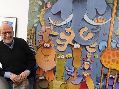 Έφυγε από τη ζωή ο διάσημος Aργεντίνος σκιτσογράφος Mordillo