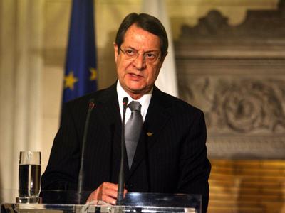 Κύπρος: Στην Αθήνα ο Ν. Αναστασιάδης- Συ...