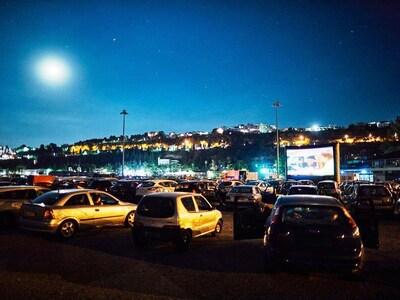 Νοσταλγική εμπειρία Drive in στο Νέο Λιμάνι Αιγίου