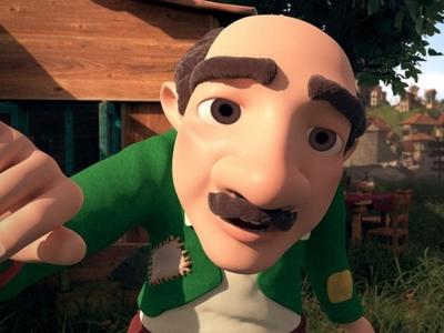 Η πρώτη ελληνική 3D animated ταινία για ...